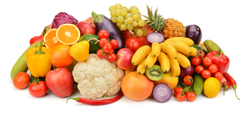 Fresh Produce 2 D2E